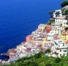 Cinque Terre Village Italy