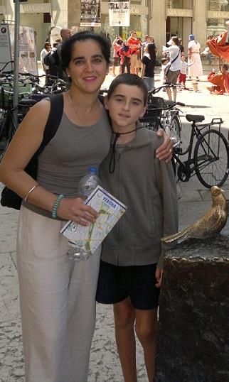 Maria from Venice-Italy-Veneto