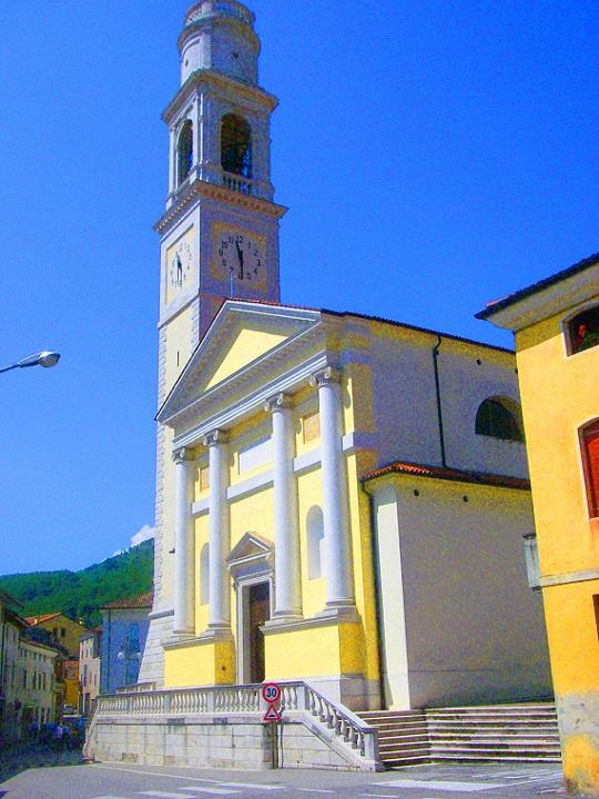 Church Piovene Rocchette