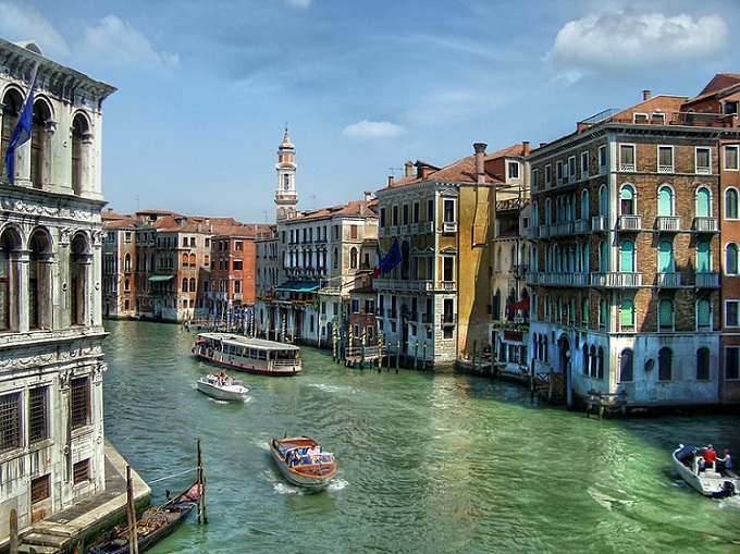 Venice Grand Canal Tour