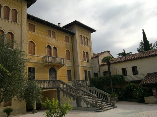 Monastery of S. Antonio Abate in Marostica
