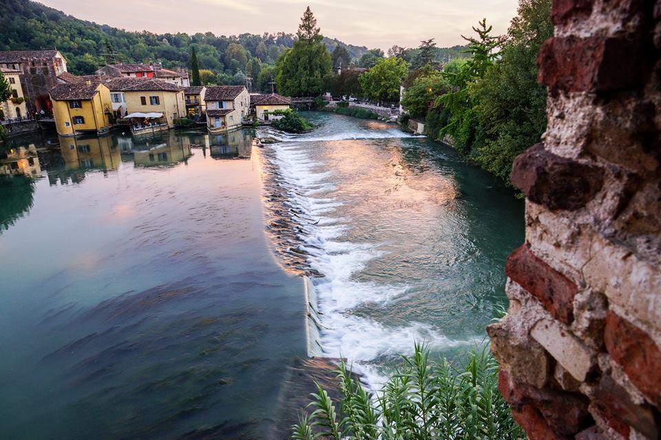 Borgetto and Mincio River