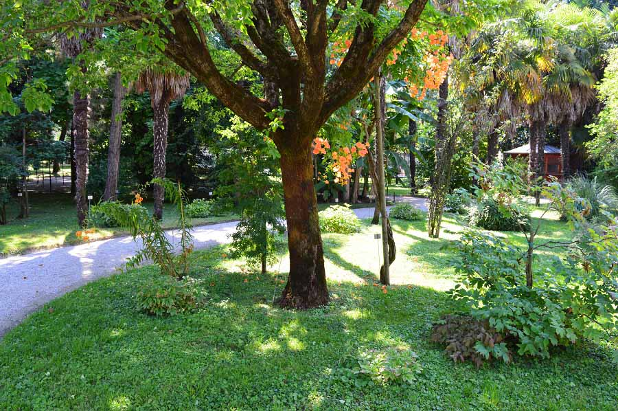 Gardens Padua
