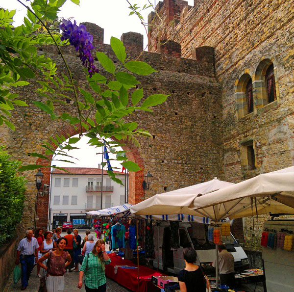 Marostica Market Day