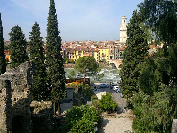 Roman Theater Verona