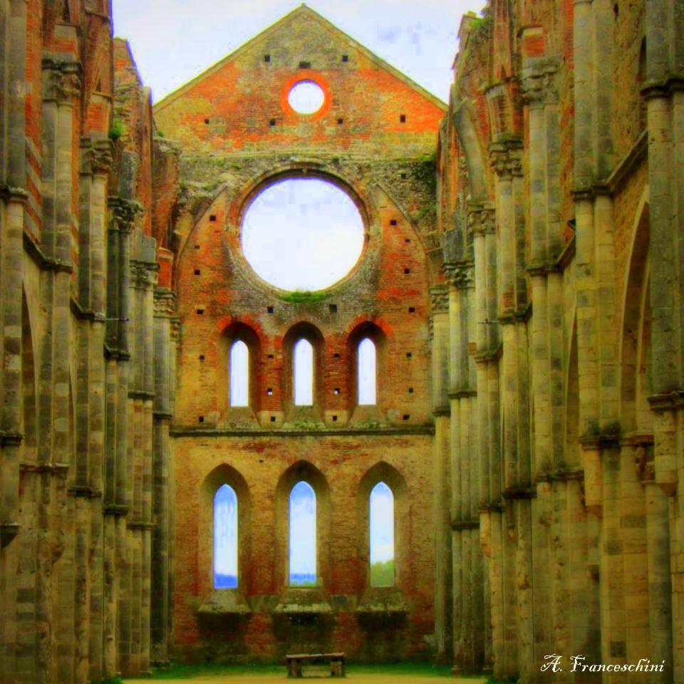 Abbey of San Galgano (Siena)
