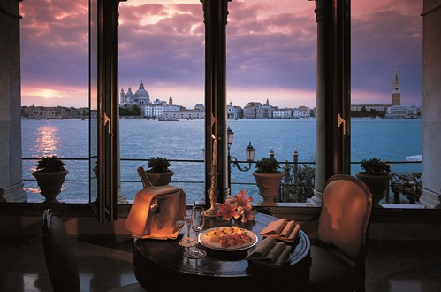 Orient Express Hotel in Venice