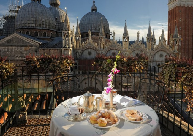 Hotel Concordia Venice Reviews