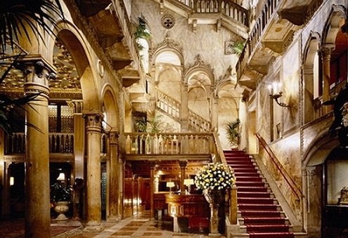 Best  Star Hotels In Venice Italy