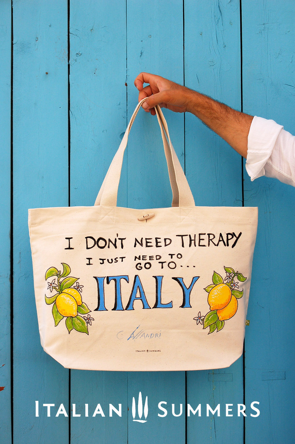 I don't need therapy bag