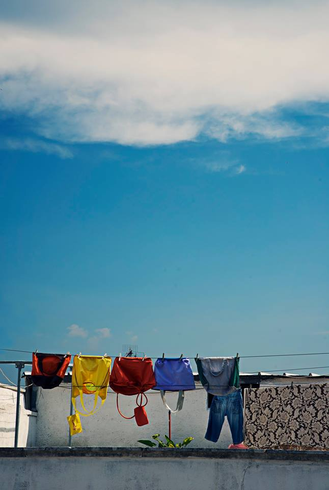 Washing in Puglia