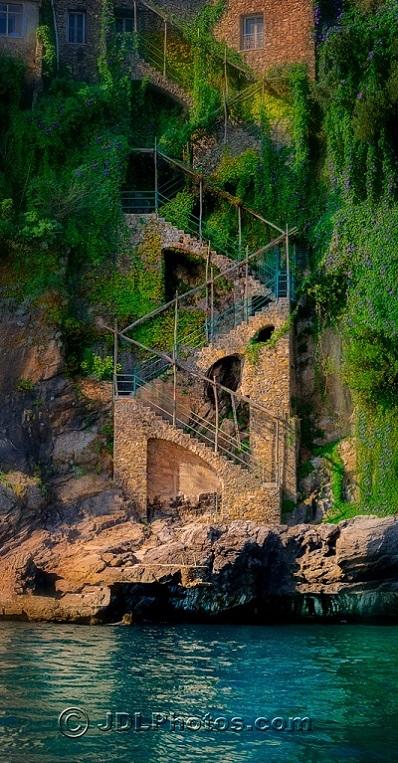 Stairway Amalfi
