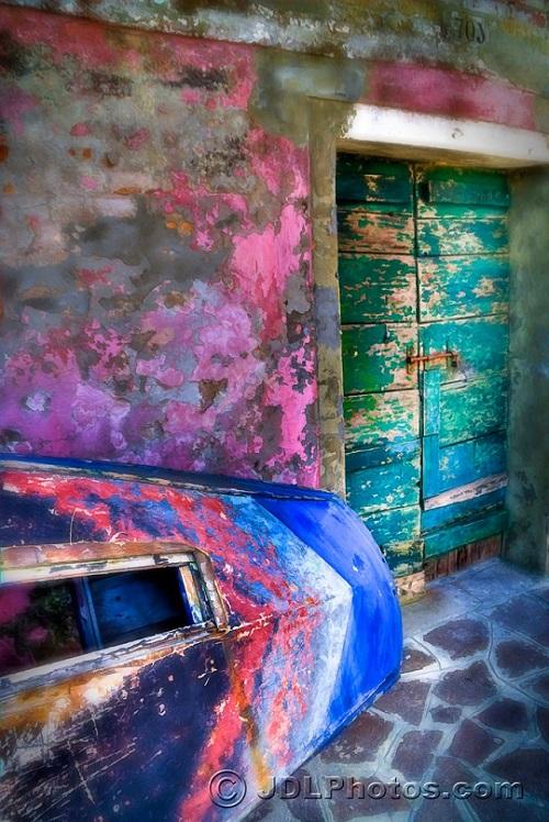 Doorways Burano
