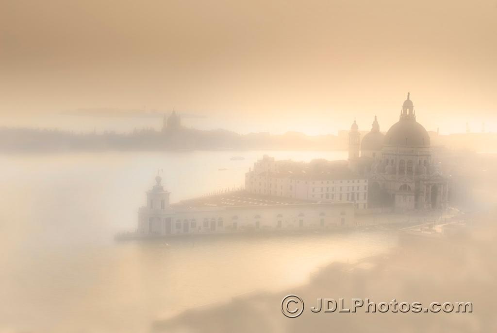 Fog Venice