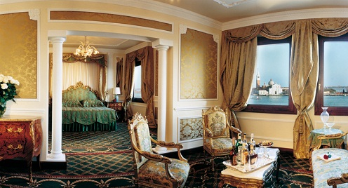 The best luxury hotels in venice italy for Best value luxury hotels