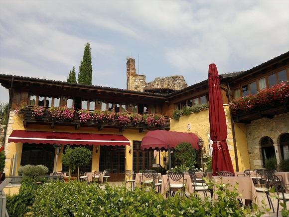 Marostica Castle Restaurant