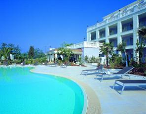 palace hotel Garda