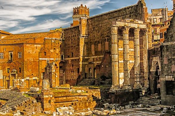 where in Rome