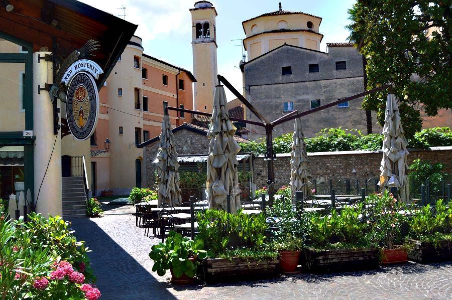 Piazza in Thiene