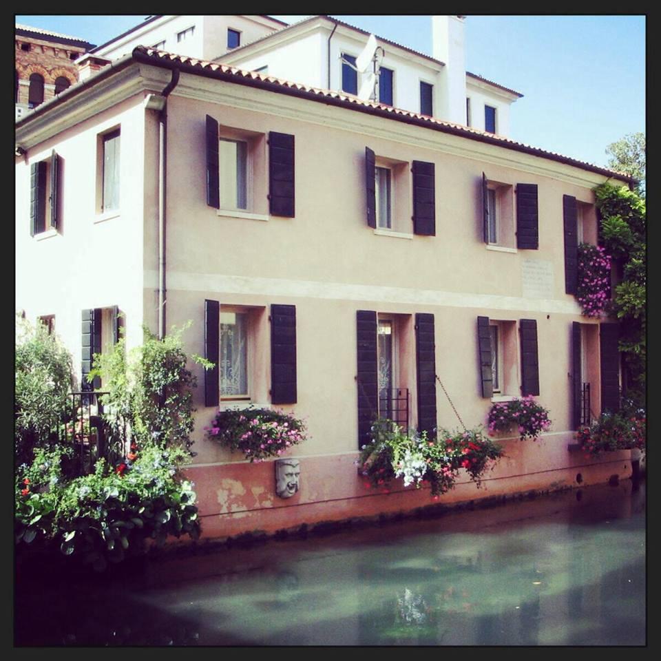 Treviso Italy by Jill Boff