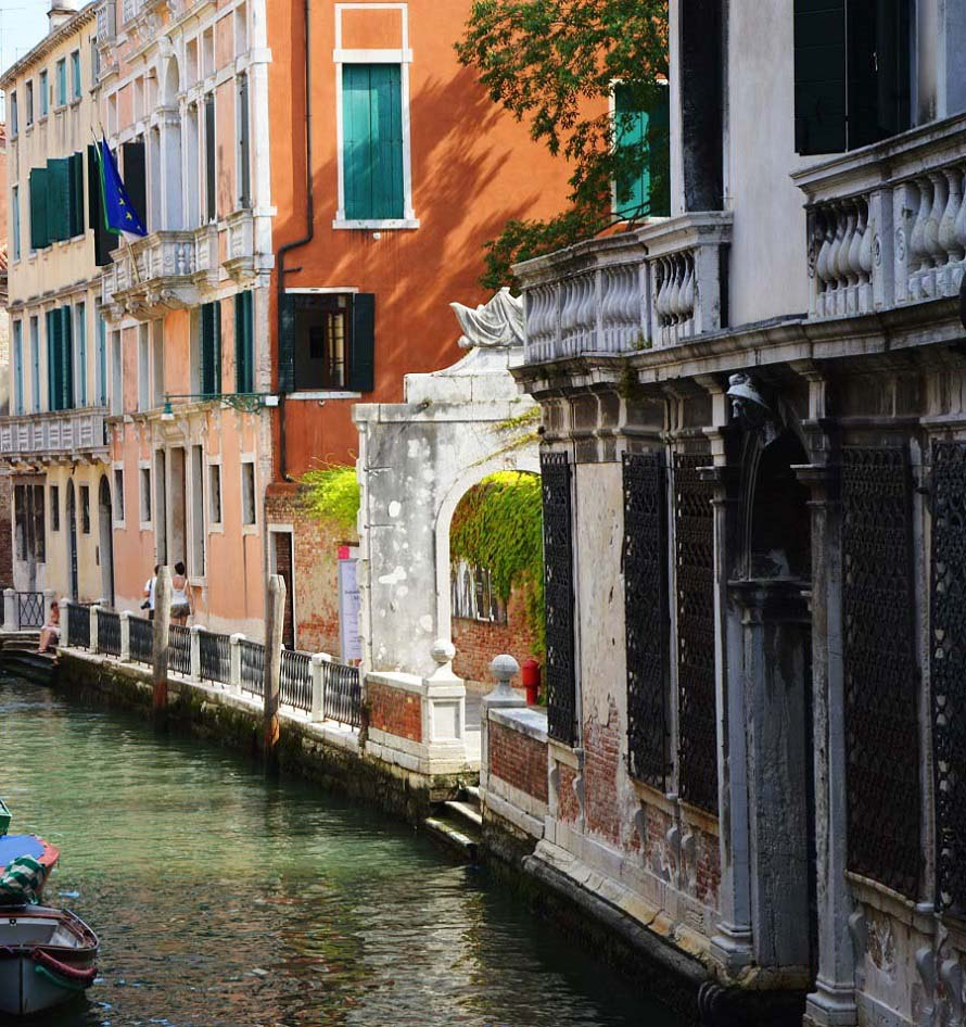 Light and shade in Venice