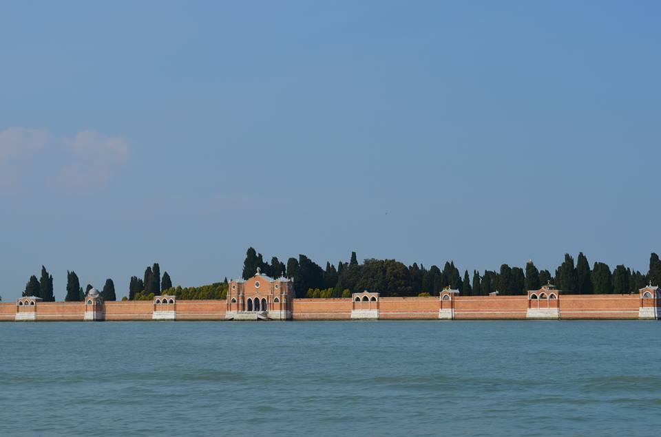 Venice Cemetery by Lilia Lehnert