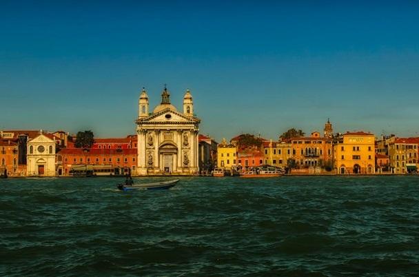 Venice early morning