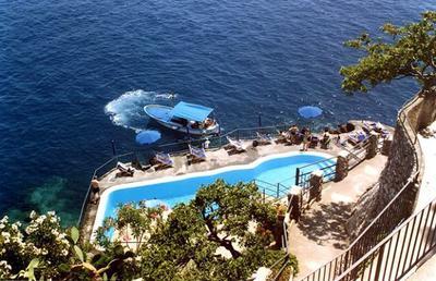 Luna Hotel, Amalfi