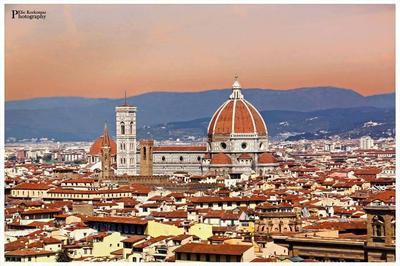 Florence  by P. Elie Korkomaz