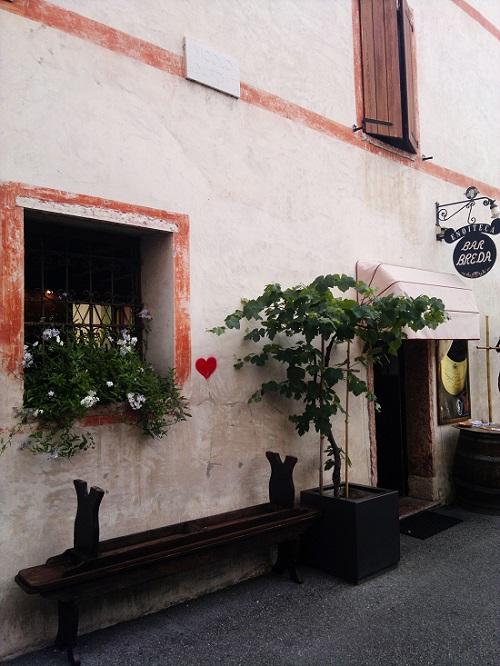 Typical Italian Bar