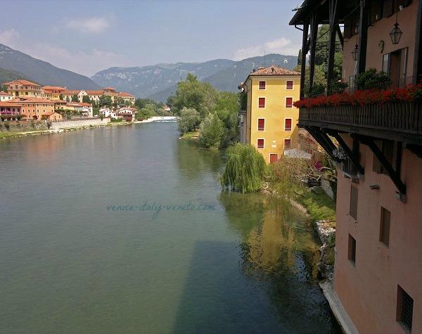 View of Bassano del Grappa