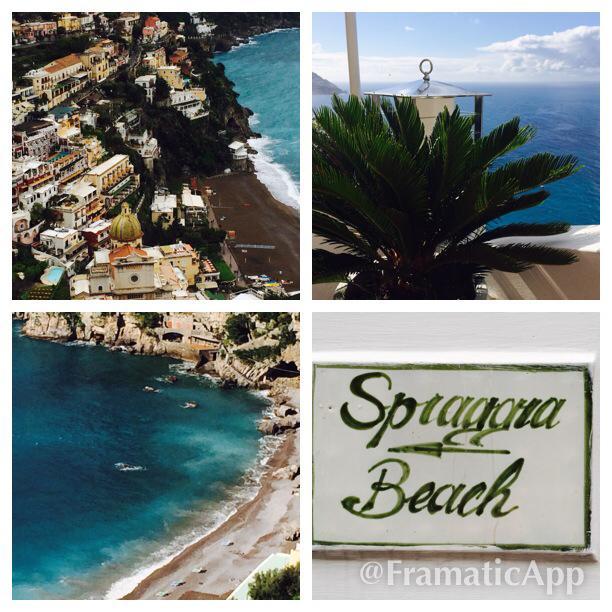 Amalfi Beaches by Shenny Ignatova