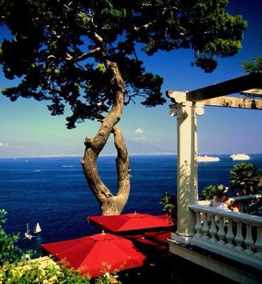 Perfect Amalfi coast setting