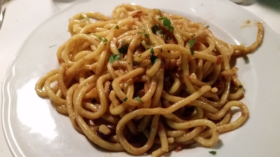 Bigoli - Traditional Dish from Verona