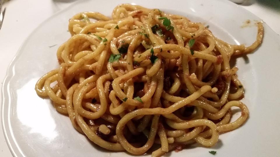 Bigoli - Traditional Dish from Verona