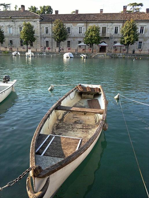 Boat Lake Garda