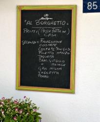 borgetto restaurant Veneto