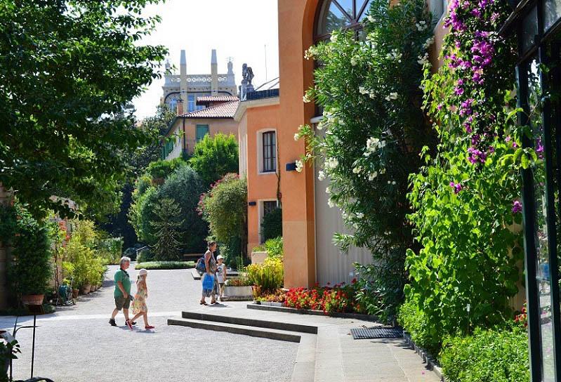 Botanical Gardens in Padova