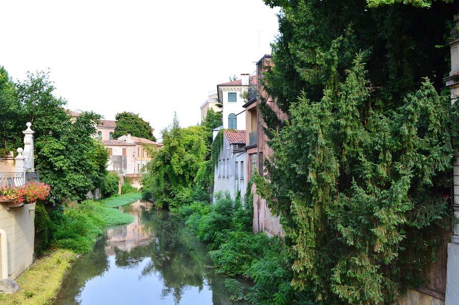 Canal in Padua