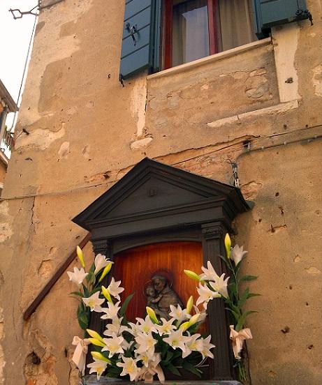 Madonna venice Italy