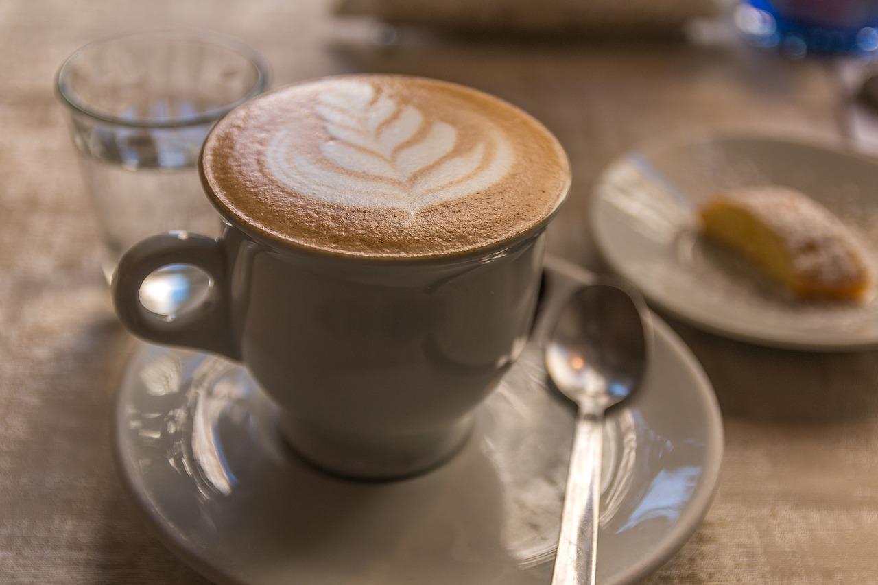 Cappuccino in Rome