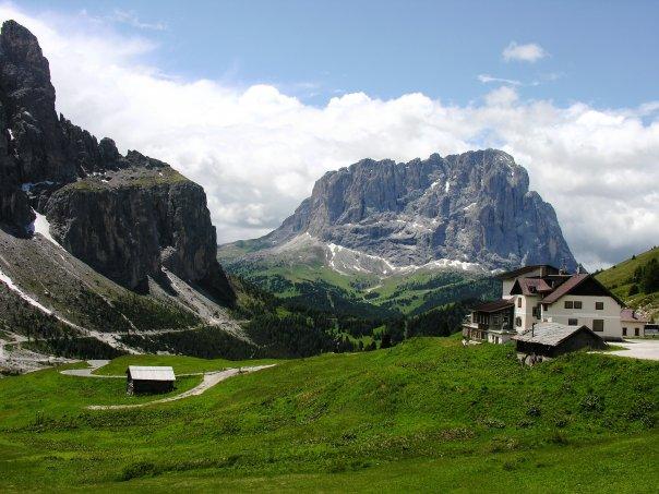 Dolomite Mountains Italy