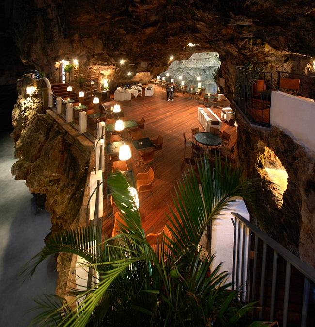 Cave Hotel Polignano