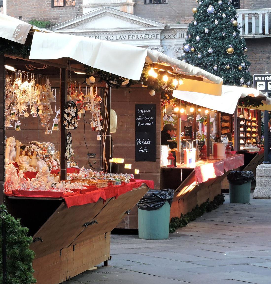 Christmas Market in Verona
