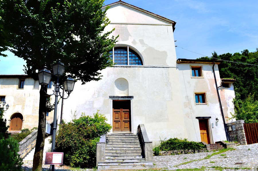 In Asolo, Italy