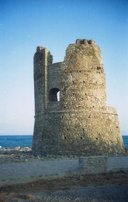 The watchtower of Crotone
