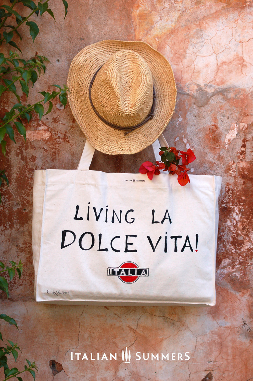 Living La Dolce Vita Bag