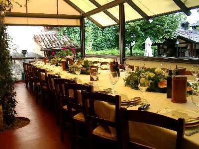 Restaurant near Garda Tre Camini