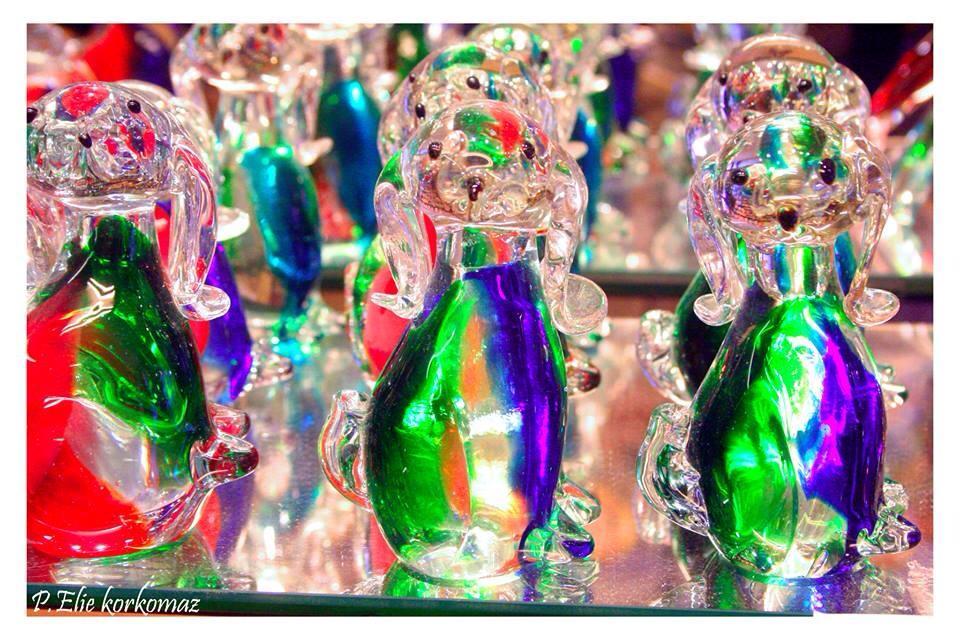 Glass in Murano