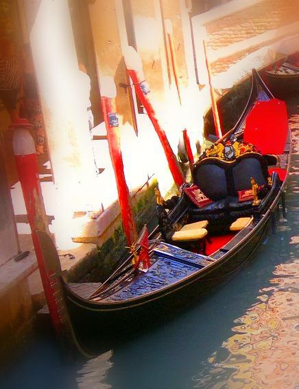 Empty Gondola